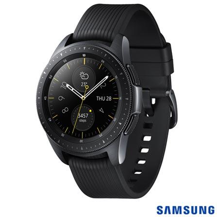 Smartwatch Samsung Galaxy Watch Bt (42mm) - Preto Sm-r810