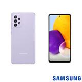 Samsung Galaxy A72 Violeta, com Tela de 6,7', 4G, 128GB e Câmera Quádrupla 64MP + 12MP + 8MP +5MP - SM-A725MLVDZTO