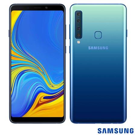 Celular Smartphone Samsung Galaxy A9 A920f 128gb Azul - Dual Chip