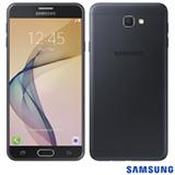 """Samsung Galaxy J7 Prime Preto, com Tela de 5,5"""", 4G, 32 GB e Câmera de 13 MP - SM-G610"""