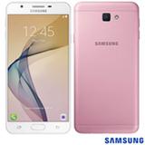 """Samsung Galaxy J7 Prime Rosa, com Tela de 5,5"""", 4G, 32 GB e Câmera de 13 MP - SM-G610"""