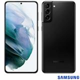 Samsung Galaxy S21+ Preto, com Tela Infinita de 6,7', 5G, 128GB e Câmera Tripla de 12MP + 64MP + 12MP - SM-G996BZKJZTO