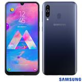 Samsung Galaxy M30 Azul, com Tela de 6,4', 4G, 64GB e Câmera Tripla de 13.0 MP + 5.0 MP + 5.0 MP (UW) - SM-M305M ZBJZTO