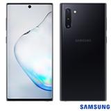 Samsung Galaxy Note 10 Preto, com Tela de 6,3', 4G, 256GB e Câmera Tripla de 12.0MP + 16.0MP + 12.0MP - SM-N970FZKJZTO