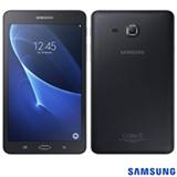 """Tablet Samsung Galaxy Tab A Preto com 7"""", Wi-Fi, Android 5.1, Processador Quad-Core e 8GB"""