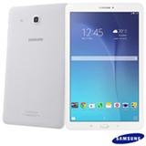 Tablet Samsung Galaxy E Branco com 9,6, Wi-Fi, Android 4.4, Processador Quad-Core 1.3 GHz e 8 GB