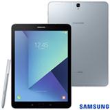 "Tablet Samsung Galaxy Tab S3 Prata com 9.7"", 4G, Android 7.0, Processador Quad Core e 32GB - SM-T825NZKPZTO"