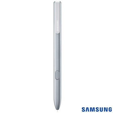 """Tablet Samsung Galaxy Tab S3 Prata com 9.7"""", 4G, Android 7.0, Processador Quad Core e 32GB - SM-T825NZKPZTO, Bivolt, Bivolt, Prata, 0000009.70, 32 GB, Wi-Fi + 4G, Wi-Fi + 4G, 13.0 MP, 1, N, Sim, 12 meses, Sim, 126310, Quad Core, Não, Android, Não, Até 10'', 9.7 Polegadas, SAMSUNG, QUAD CORE, 000032, Android, 0000009.70, I, Nano Chip"""