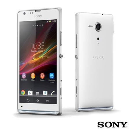 Smartphone Sony Xperia SP com Tela 4,6
