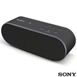 Caixa Acústica sem Fio Sony com Potência de 20 W e Conectividade Bluetooth e NFC - SRSX2