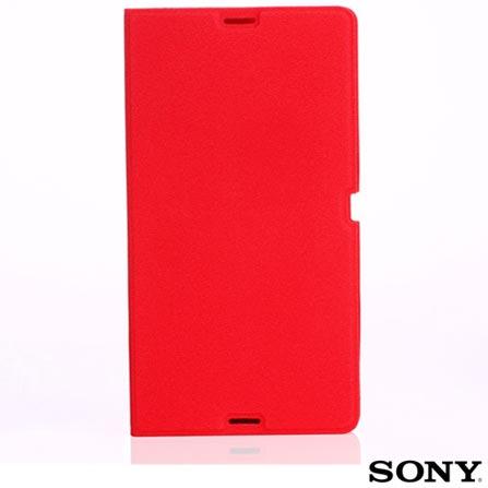 Capa Sony Xperia Z Ultra Slim Vermelha, Vermelho, Capas e Protetores, TPU, 12 meses