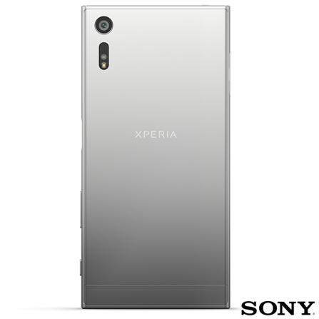 """Xperia XZ Prata Sony com Tela de 5,2"""", 4G, 32 GB e Câmera de 23 MP - XPERIAXZ, Bivolt, Bivolt, Prata, 0000005.20, True, 1, N, True, True, True, True, True, True, I, Xperia XZ, Android, Wi-Fi + 4G, 5.2'', Acima de 4'', Sim, Quad-core Qualcomm Snapdragon 820, 32 GB, 23.0 MP, 1, Não, Sim, Sim, Não, Sim, 12 meses, Nano Chip"""