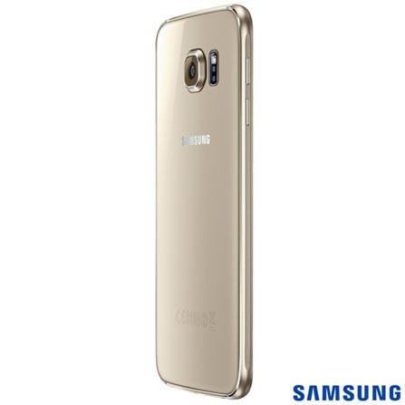 """Samsung Galaxy S6 Dourado, Tela de 5.1"""", 4G, 32 GB, Câmera de 16 MP, Desbloqueado TIM - G920, Bivolt, Bivolt, Dourado, 0000005.10, True, 1, N, True, True, True, True, True, True, I, Galaxy S6, Wi-Fi + 4G, 5.1'', Sim, Octa Core, 32 GB, 16.0 MP, Não, Sim, Não, Sim, 12 meses, Nano Chip"""