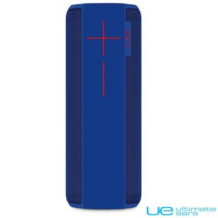 Caixa de Som Bluetooth UE Megaboom Azul - Ultimate Ears, Bivolt, Bivolt, Azul, Dock Station, Sim, Não especificado, Sim, Não, iOS e Android, 24 meses