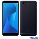 """Zenfone Max Plus (M1) Preto Asus com Tela de 5,7"""", 4G, 32 GB e Câmera de 16+8MP - ZB570KL"""
