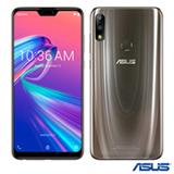 "Zenfone Max Pro M2 Titanium Asus, com Tela de 6,3"", 4G, 128 GB e Câmera de 12+5 MP – ZB631KL-4J092BR"