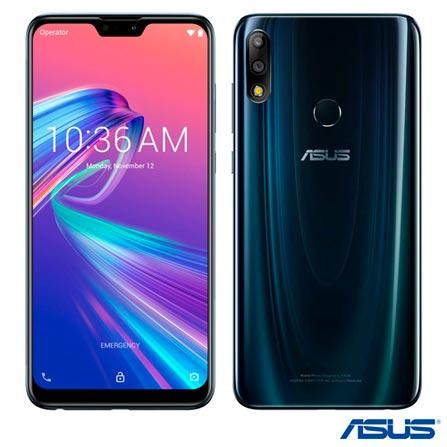 Celular Smartphone Asus Zenfone Max Pro M2 Zb631kl 128gb Preto - Dual Chip