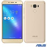 """Zenfone 3 Max Dourado Asus, com Tela de 5,5"""", 4G, 32 GB e Câmera de 16 MP - ZC553K"""
