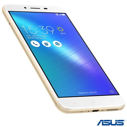 """Zenfone 3 Max Dourado Asus, com Tela de 5,5"""", 4G, 32 GB e Câmera de 16 MP - ZC553K, Dourado, 0000005.50, True, 1, N, True, True, True, True, True, True, I, Zenfone 3 Max, Android, Wi-Fi + 4G, 5.5'', Acima de 4'', Sim, Qualcomm Snapdragon MSM8937, 32 GB, 16.0 MP, 2, Não, Sim, Sim, Sim, Sim, 12 meses, Nano Chip / Micro Chip"""