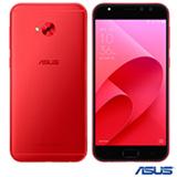 """Zenfone 4 Selfie Pro Vermelho Asus, com Tela de 5,5"""", 4G, 64 GB e Câmera Dual de 16MP - ZD552KL-5C081BR"""