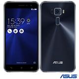 """Zenfone 3 Preto Asus, com Tela de 5,2"""", 4G, 32 GB e Câmera de 16 MP - ZE520KL"""