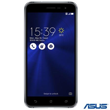 """Zenfone 3 Preto Asus, com Tela de 5,2"""", 4G, 32 GB e Câmera de 16 MP - ZE520KL, Bivolt, Bivolt, Preto, 0000005.20, True, 1, N, True, True, True, True, True, True, I, Zenfone 3, Android, Wi-Fi + 4G, 5.2'', Acima de 4'', Sim, Qualcomm Snapdragon 8953, 32 GB, 16.0 MP, 2, Não, Sim, Sim, Sim, Sim, 12 meses, Micro Chip"""