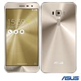 Zenfone 3 Dourado Asus, com Tela de 5.5, 4G, 64 GB e Camera de 16 MP - ZE552KL