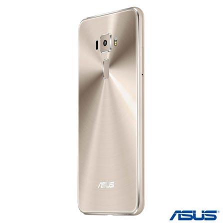 Zenfone 3 Dourado Asus, com Tela de 5.5, 4G, 64 GB e Camera de 16 MP - ZE552KL, Bivolt, Bivolt, Dourado, 0000005.50, True, 1, N, True, True, True, True, True, True, I, Zenfone 3, Android, Wi-Fi + 4G, 5.5'', Acima de 4'', Sim, Qualcomm Snapdragon 8953, 64 GB, 16.0 MP, 2, Não, Sim, Sim, Sim, Sim, 12 meses, Micro Chip
