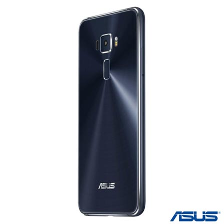 Zenfone 3 Preto Asus, com Tela de 5.5, 4G, 64 GB e Camera de 16 MP - ZE552KL, Bivolt, Bivolt, Preto, 0000005.50, True, 1, N, True, True, True, True, True, True, I, Zenfone 3, Android, Wi-Fi + 4G, 5.5'', Acima de 4'', Sim, Qualcomm Snapdragon 8953, 64 GB, 16.0 MP, 2, Não, Sim, Sim, Sim, Sim, 12 meses, Micro Chip