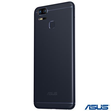"""Zenfone 3 Zoom Preto Asus, com Tela de 5,5"""", 4G, 64 GB e 2 Câmeras de 12 MP - ZE553KL, Bivolt, Bivolt, Preto, 0000005.50, True, 1, N, True, True, True, True, True, True, I, Zenfone 3 Zoom, Android, Wi-Fi + 4G, 5.5'', Acima de 4'', Sim, Qualcomm Snapdragon 8953, 64 GB, 12 MP, 2, Não, Sim, Sim, Sim, Sim, 12 meses, Nano Chip"""