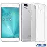 Zenfone 3 Zoom Prata Asus, com Tela de 5,5', 4G, 128 GB e 2 Câmeras de 12 MP - ZE553KL-3J069BR