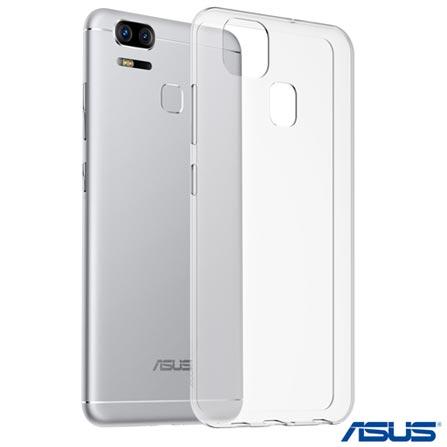 Zenfone 3 Zoom Prata Asus, com Tela de 5,5