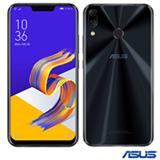 """Zenfone 5Z Preto Asus com Tela de 6,2"""", 6GB, 128 GB e Câmera de 12 + 8MP - ZS620KL"""