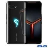 ROG Phone II Black Asus, com Tela de 6,59', 4G, 8GB/128GB e Câmera Dual 48+13MP - ZS660KL-1A038BR