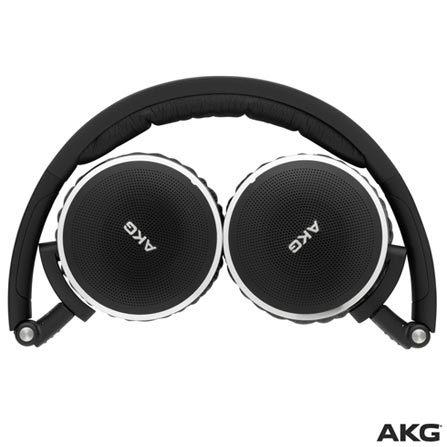 Fone de Ouvido AKG Headphone Preto - K490 NC, Preto, Headphone, 12 meses