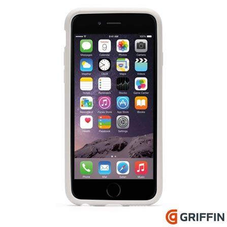 Capa para iPhone 6s Reveal de Plástico Branca Griffin - GB39041, Branco, Capas e Protetores, 06 meses