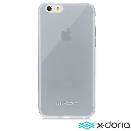 Capa para iPhone 6 Engage clear Transparente X Doria - 428668, Não se aplica, Capas e Protetores, 06 meses