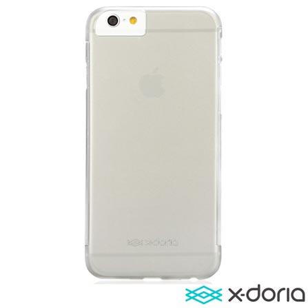 Capa para iPhone 6 Gel Jacket Clear Transparente X Doria - 428682, Não se aplica, Capas e Protetores, 06 meses