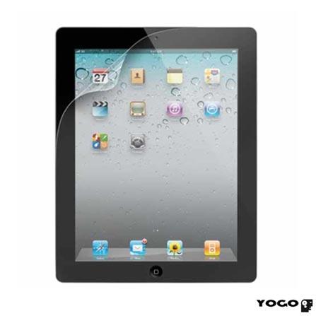 Película Protetora Transparente para iPad 2,3 e 4 Yogo - 802, Não se aplica