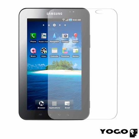 Pelicula Protetora Transparente Yogo para Galaxy Tab III 7.0 - 829, Não se aplica, 06 meses
