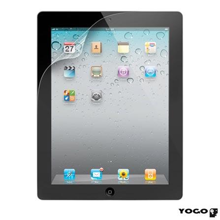 Película para iPad Air Transparente Yogo- YG862, Não se aplica
