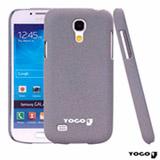 Capa Protetora Yogo Cinza para Galaxy S4 Mini Sand