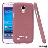 Capa Protetora Yogo Rosa para Galaxy S4 Mini Sand