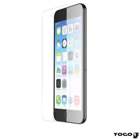 """Película Protetora em Vidro Temperado para iPhone 6 de 4,7"""" - Yogo - YG6IPSHK, Não se aplica"""
