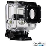 Caixa Estanque em Poliuretano Preto e Prata para Câmeras HERO3 - Opeco