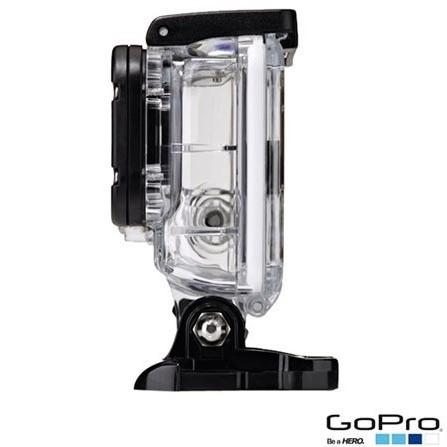 Caixa Estanque em Poliuretano Preto e Prata para Câmeras HERO3 - Opeco, Preto e Prata, Bolsas e Cases, Poliuretano, 03 meses