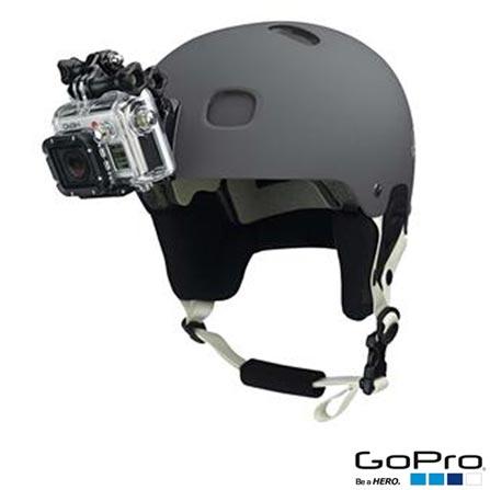Suporte Frontal GoPro para Capacete para Câmeras HERO - AHFMT-001, 03 meses