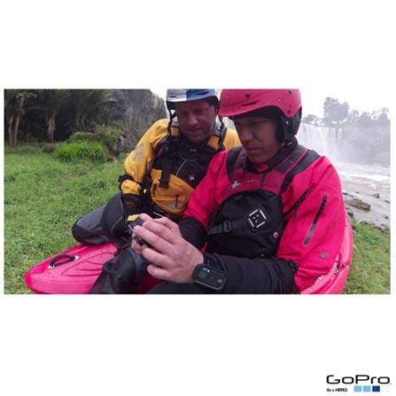 Controle Remoto Go Pro HERO3 Wi-Fi Remote para Câmeras - ARMTE-001, DG, 90 dias.