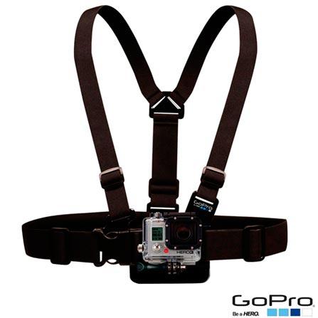 Cinturão de Fixação Peitoral GoPro Hero para Câmeras – GCHM30, DG, 03 meses, 7897712019566