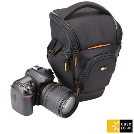 Case para Câmera Fotográfica Preto Case Logic, DG